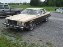 1980 Plymouth Gran Fury