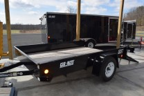2015 Car-Mate 6X10 Utility Trailer